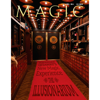 Magic Magazine - April 2014 - magic
