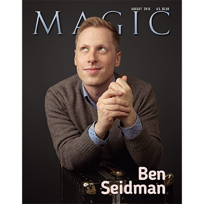 Magic Magazine - August 2015 - magic