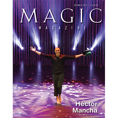 Magic Magazine - December 2015 - magic