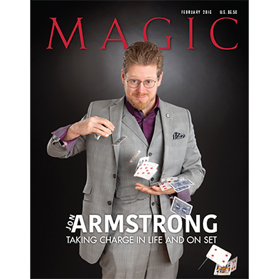 Magic Magazine - February 2016  - magic