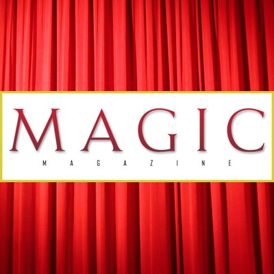 Magic Magazine July 2014  - magic