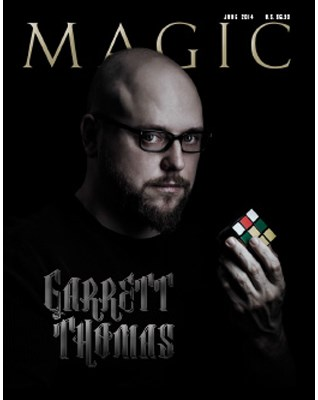 Magic Magazine - June 2014  - magic