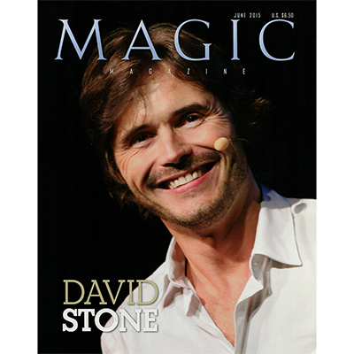 Magic Magazine - June 2015  - magic