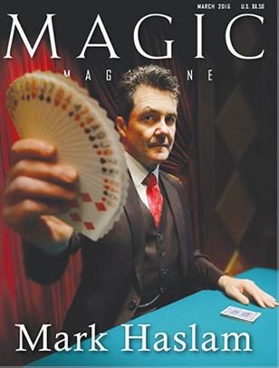 Magic Magazine - March 2016 - magic