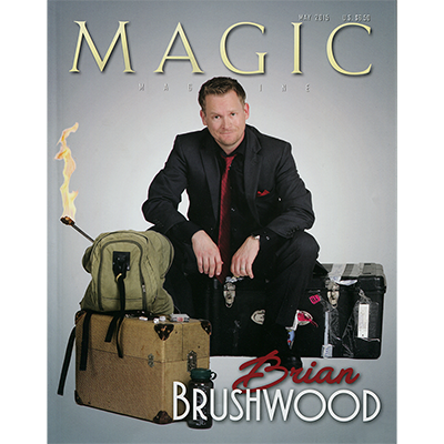 Magic Magazine - May 2015 - magic