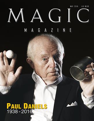 Magic Magazine - May 2016 - magic