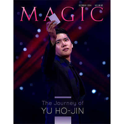 Magic Magazine October 2014 - magic