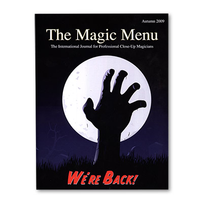 Magic Menu (Fall 2009) - magic