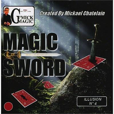 Magic Sword Card - magic