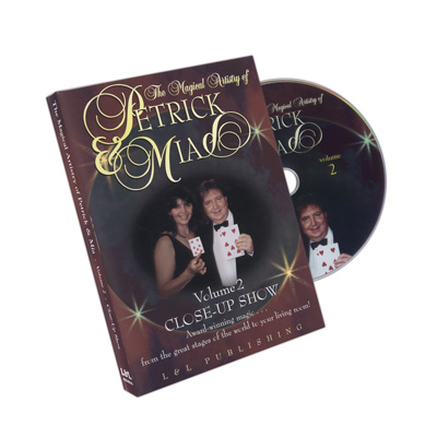 Magical Artistry of Petrick and Mia Volume 2 - magic