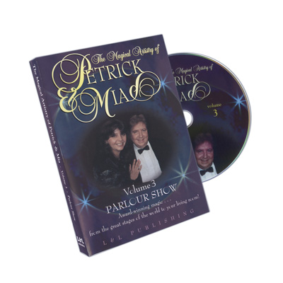 Magical Artistry of Petrick and Mia Volume 3 - magic
