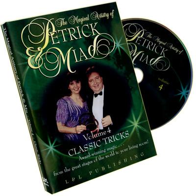 Magical Artistry of Petrick Volume4 - magic