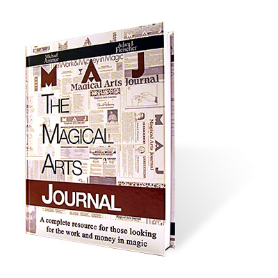 Magical Arts Journal - magic