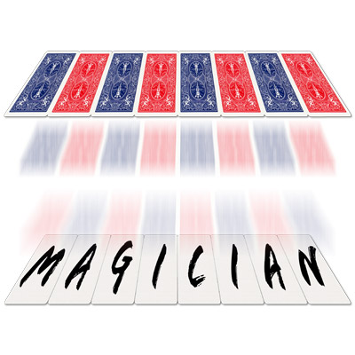 Magician - magic