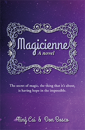 Magicienne: A Novel - magic