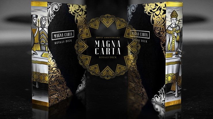 Magna Carta Royals Edition Deck - magic