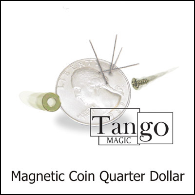 Magnetic Coin - Quarter Dollar - magic