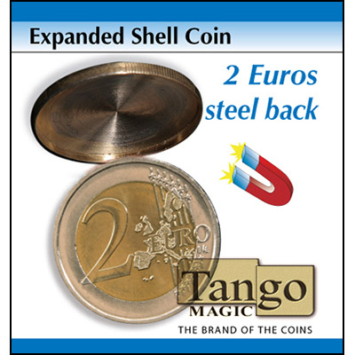 Expanded Shell - 2 Euro (magnetic) - magic