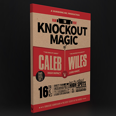 Main Event: The Knockout Magic of Caleb Wiles - magic