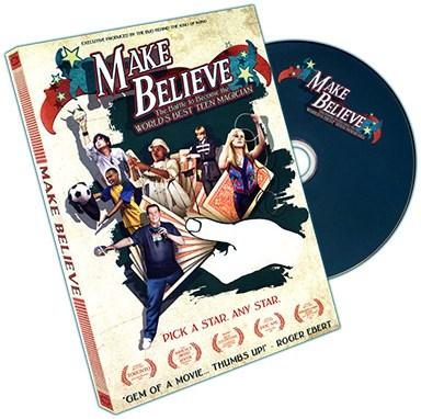 Make Believe Documentary - magic