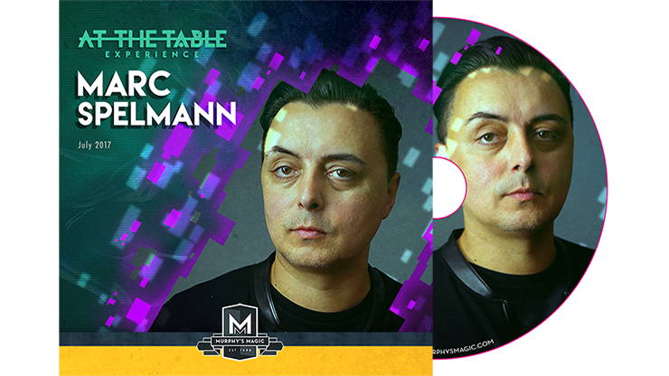 Marc Spelmann Live Lecture DVD - magic