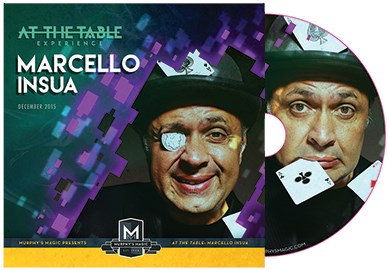 Marcelo Insua Live Lecture DVD - magic