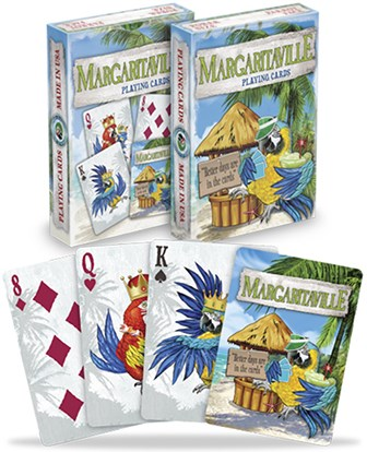 Margaritaville Playing Cards - magic