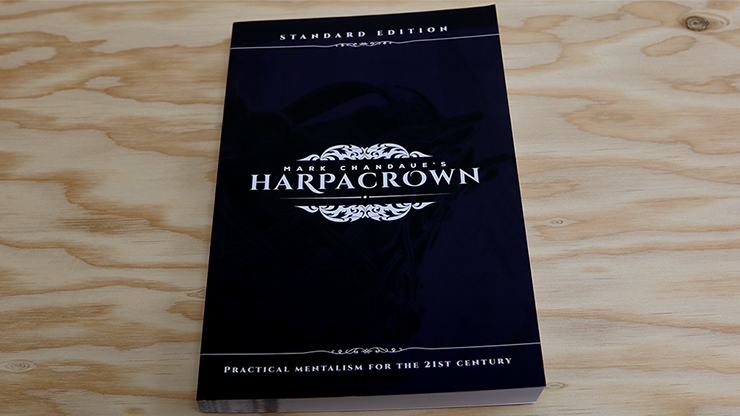 Mark Chandaue's HARPACROWN (Standard Edition) - magic