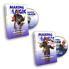 Martin Lewis's Making Magic - Volume 1 - magic