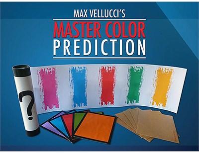 Master Color Prediction - magic