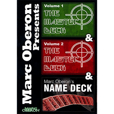 Master Deck - magic