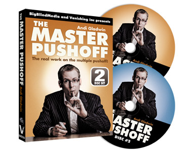 Image result for Master Pushoff by Andi Gladwin