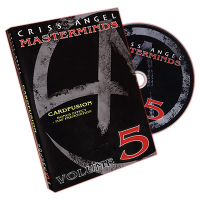 Masterminds  Volume 5 - magic
