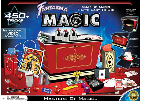 Masters of Magic - magic