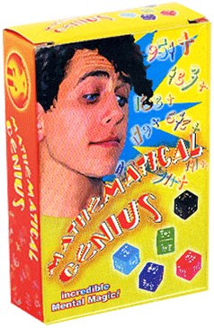 Mathematical Genius - magic