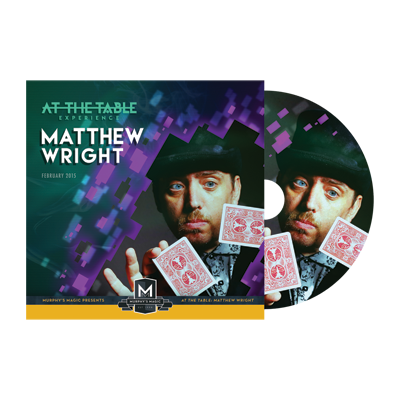 Matthew Wright Live Lecture DVD - magic