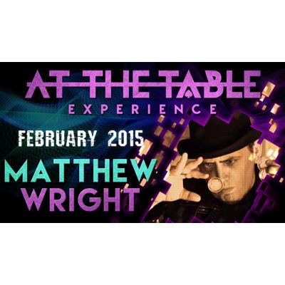 Matthew Wright Live Lecture - magic