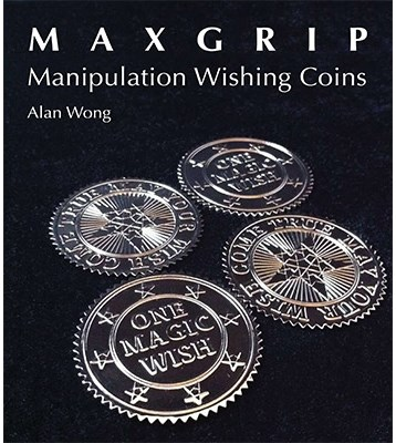 Max Grip Manipulation Wishing Coins - magic
