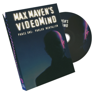 Max Maven Video Mind Volumes 1 - 3 - magic