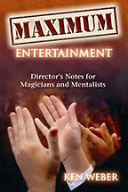 Maximum Entertainment - magic