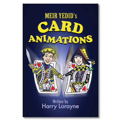Meir Yedid's Card Animations - magic