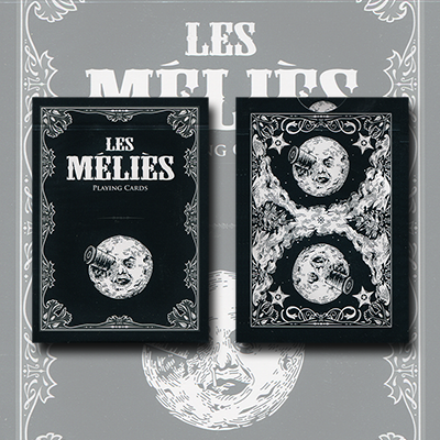 Melies Playing Cards  - magic