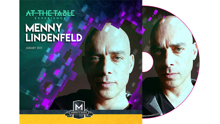 Menny Lindenfeld Live Lecture DVD - magic