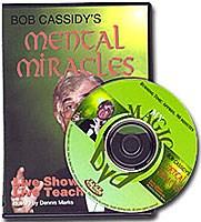 Mental Miracles Bob Cassidy - magic
