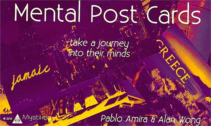 Mental Post Cards - magic