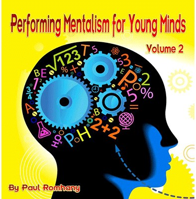 Mentalism for Young Minds - Volume 2 - magic