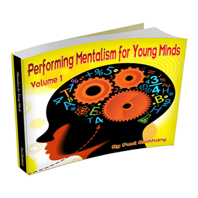 Mentalism For Young Minds - magic