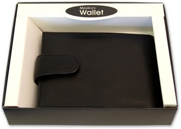 Mesika's Wallet  By Yigal Mesika - magic
