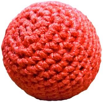 Metal Crochet Balls - magic