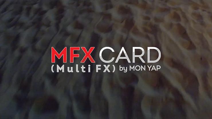 MFX Card - magic